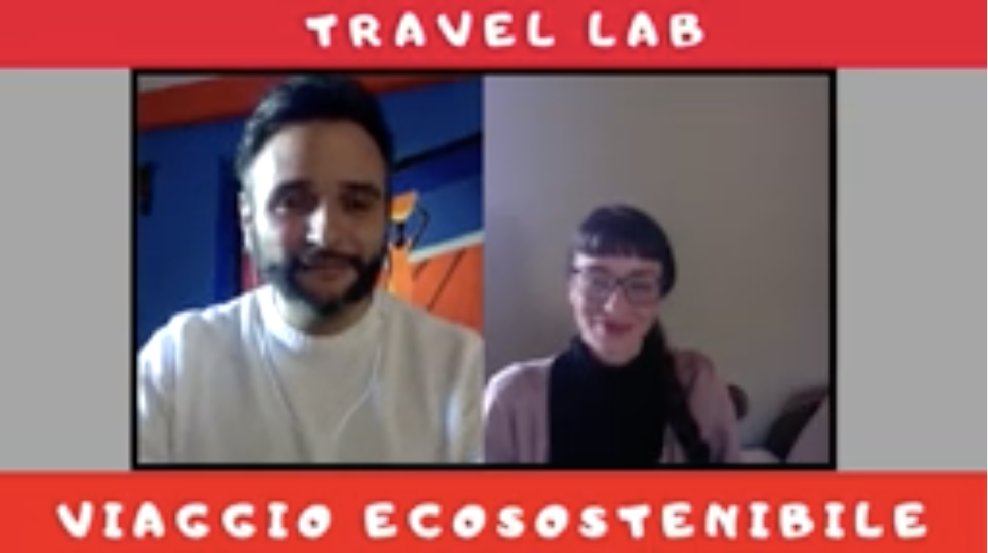 Viaggiare ecosostenibile - Travel Lab